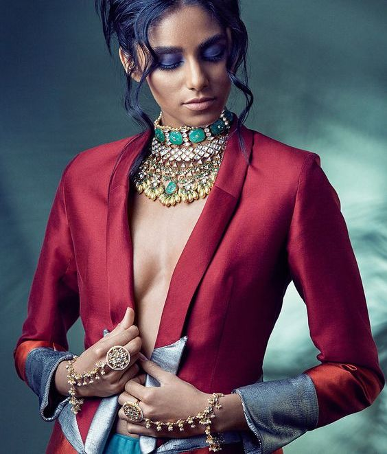 Ahmedabadi Kundan Jewelry