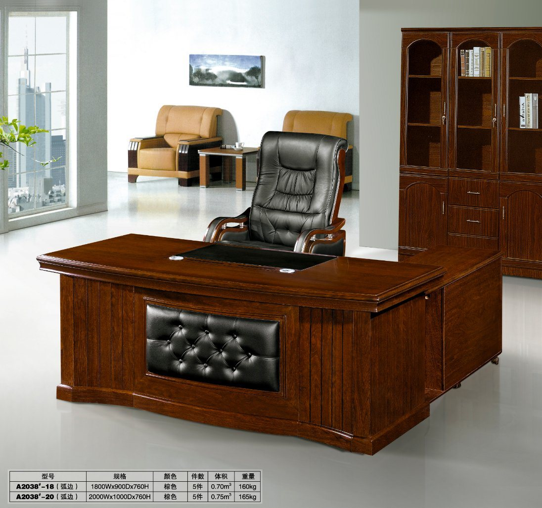Classic-Wooden-China-Office-Furniture-L-Shape-Front-Office-Desk-Design-with-Side-Cabinet-with-Drawer-Wooden-Office-Table-Design-FECA2038-