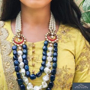 Jaipuri Mala/Necklace