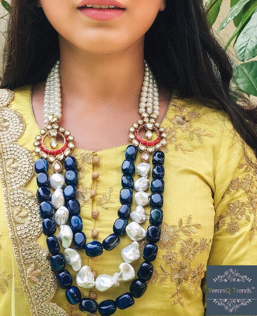 Jaipuri Mala/Necklace